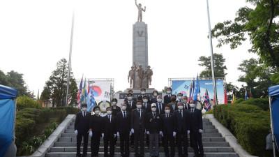 6·25전쟁 제71주년 기념식